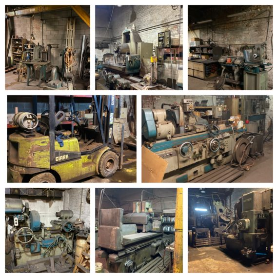 Online-Only Grinding Shop Equipment Auction-Cleveland