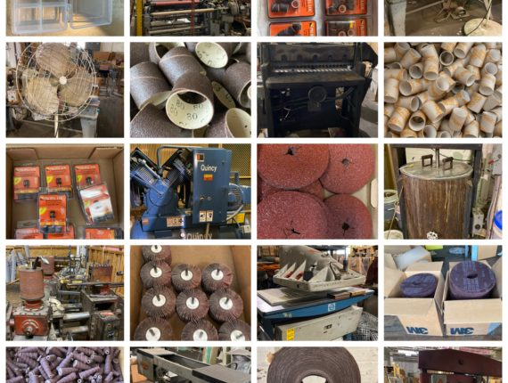 Online-Only Inner City Abrasives Co Liquidation Auction-Cleveland