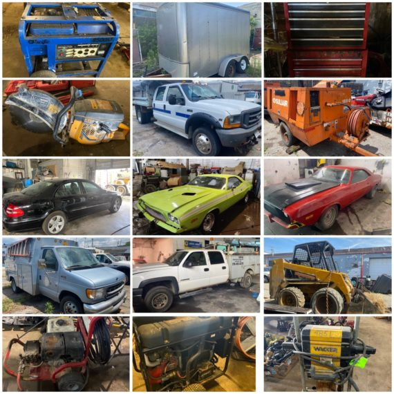 Online-Only Major Demo Company & Mechanic Retirement Auction-Cleveland