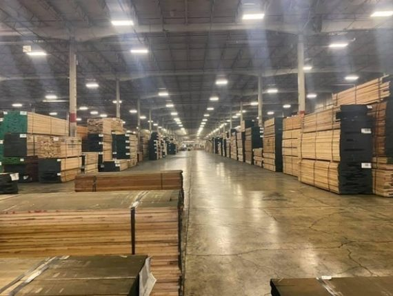 Online-Only Major Lumber Overstock Auction-Loudonville