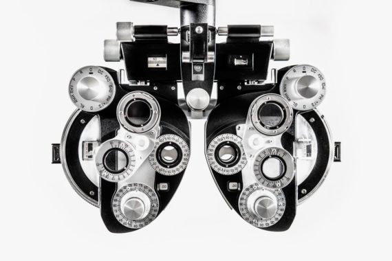 Online-Only Optometrist Office Equipment-Cleveland