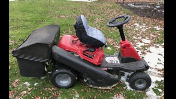 Online-Only Personal Property Auction Ends 1/10/18