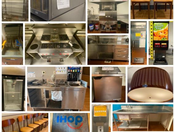 Online-Only Restaurant Equipment Auction-Willoughby