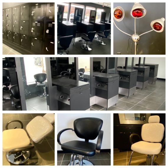Online-Only Salon/Spa Liquidation Auction-Mayfield Hts.