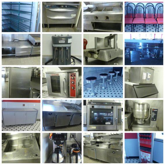 Online-Only Steak & Shake Restaurant Equipment Auction-Cleveland