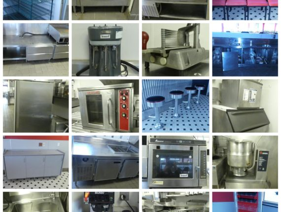 Online-Only Steak & Shake Restaurant Equipment Auction-Cleveland