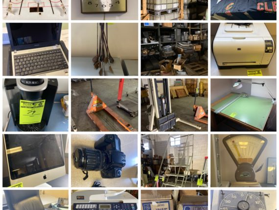 Online-Only Thermal Products Inc Retirement Auction-Cleveland