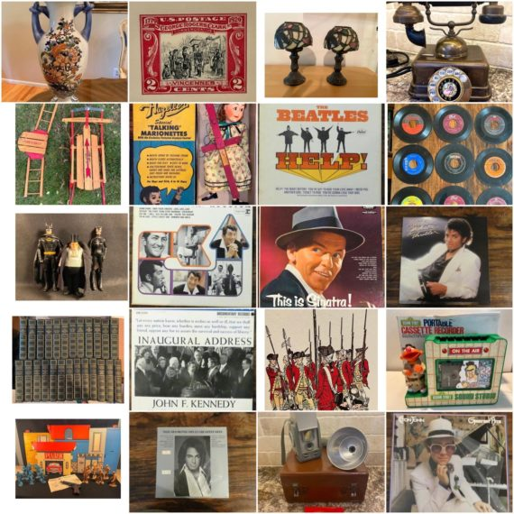Online Only Vintage Records, Books & Art Auction-Bay Village