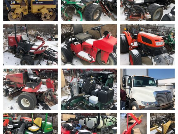 Quarterly Equipment/Machinery Auction