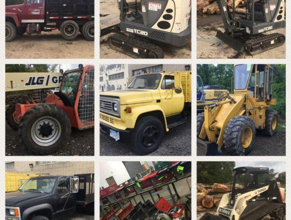 Fall Yellow Iron & Machinery Auction