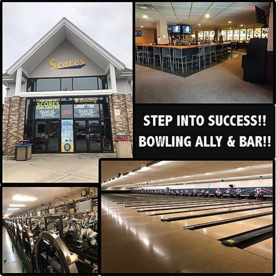 Online-Only Scores Bowling Alley and Fun Center-Painesville