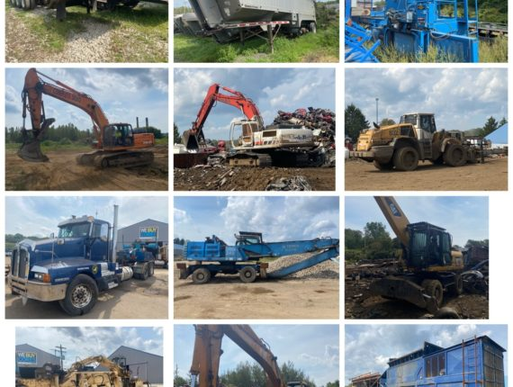 TBA-LIVE Onsite w/ Online Bidding Heavy Equipment & Machinery Auction-Ashtabula