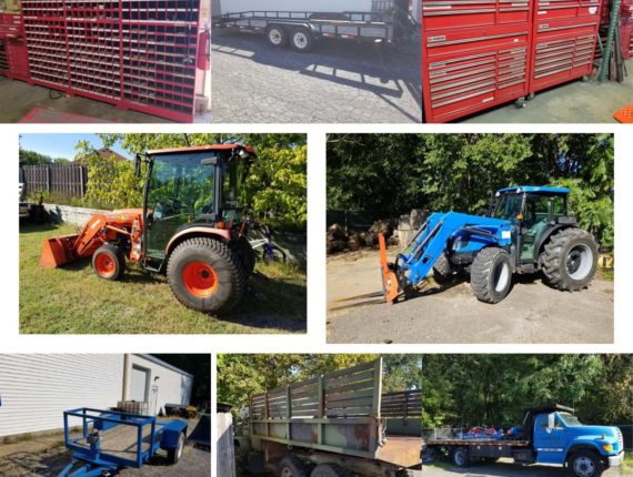 TBA-Online Only Landscaping Equipment Auction-Westlake