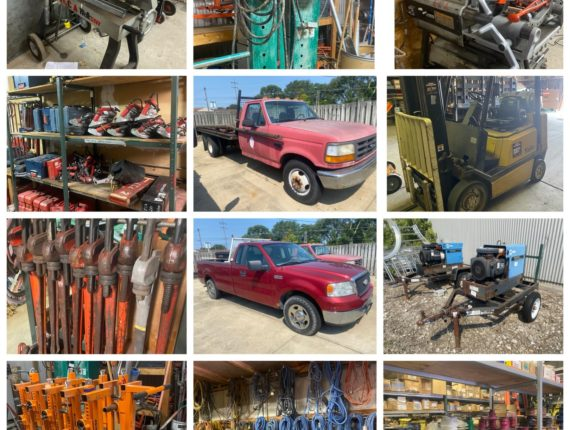 Online-Only Major Electrical Contractor Retirement Auction-Lorain