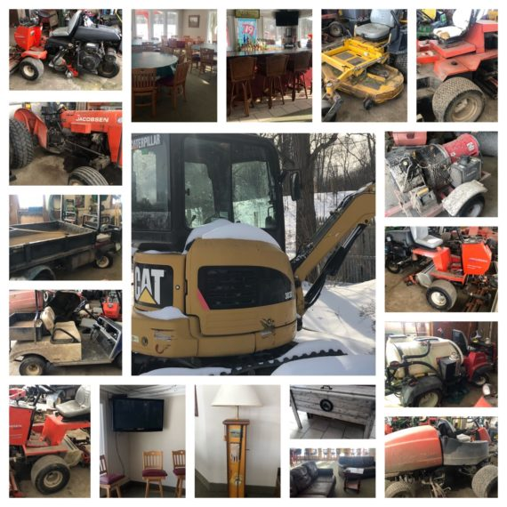 The Links Golf Club Absolute Liquidation Auction