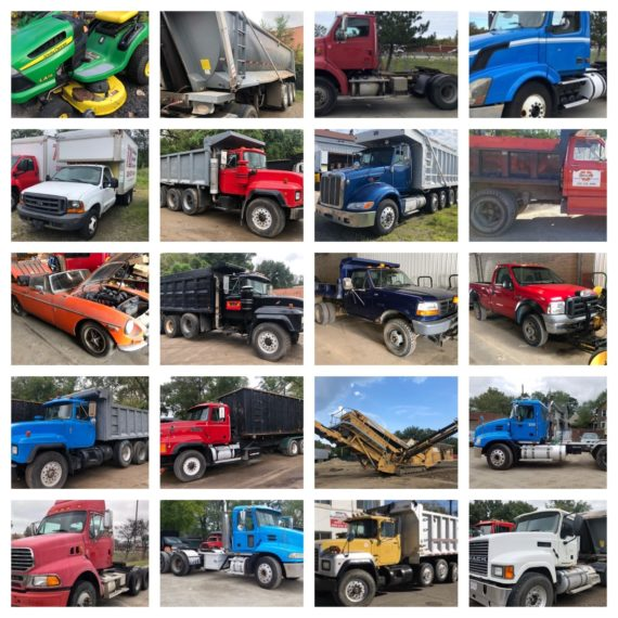 Live/Online Fall Commercial Truck, Heavy Equipment/Machinery Auction-Cleveland