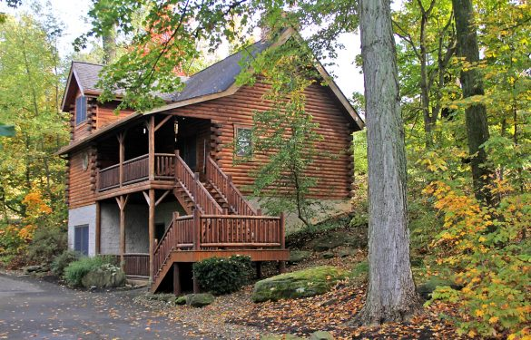 Romancing the Stone Cabin