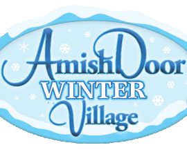 Amish Door Winter Village
