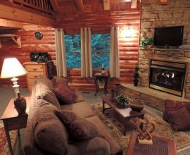 Cedar Cabin Virtual Tour