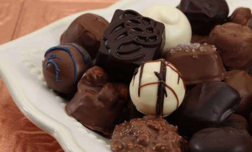 Hand-Dipped Chocolates