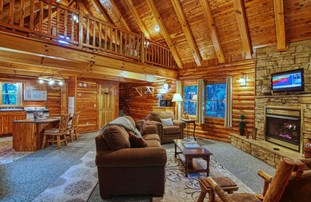 Cedar Log Cabins