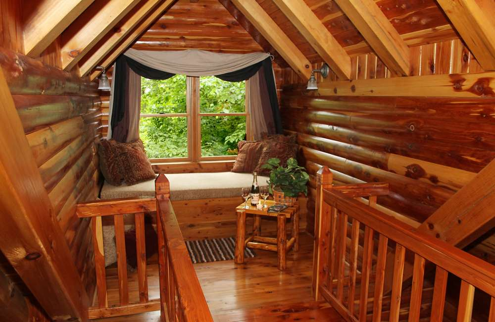 Romantic Cabin Getaways
