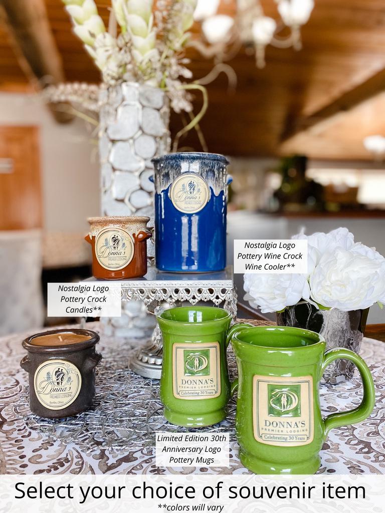 Donna's Premier Lodging Souvenirs