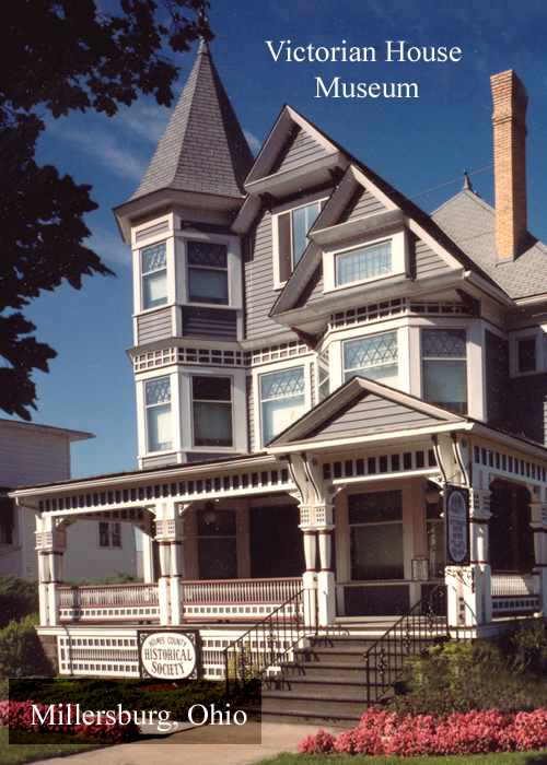 The Victorian House - Architectural Designs