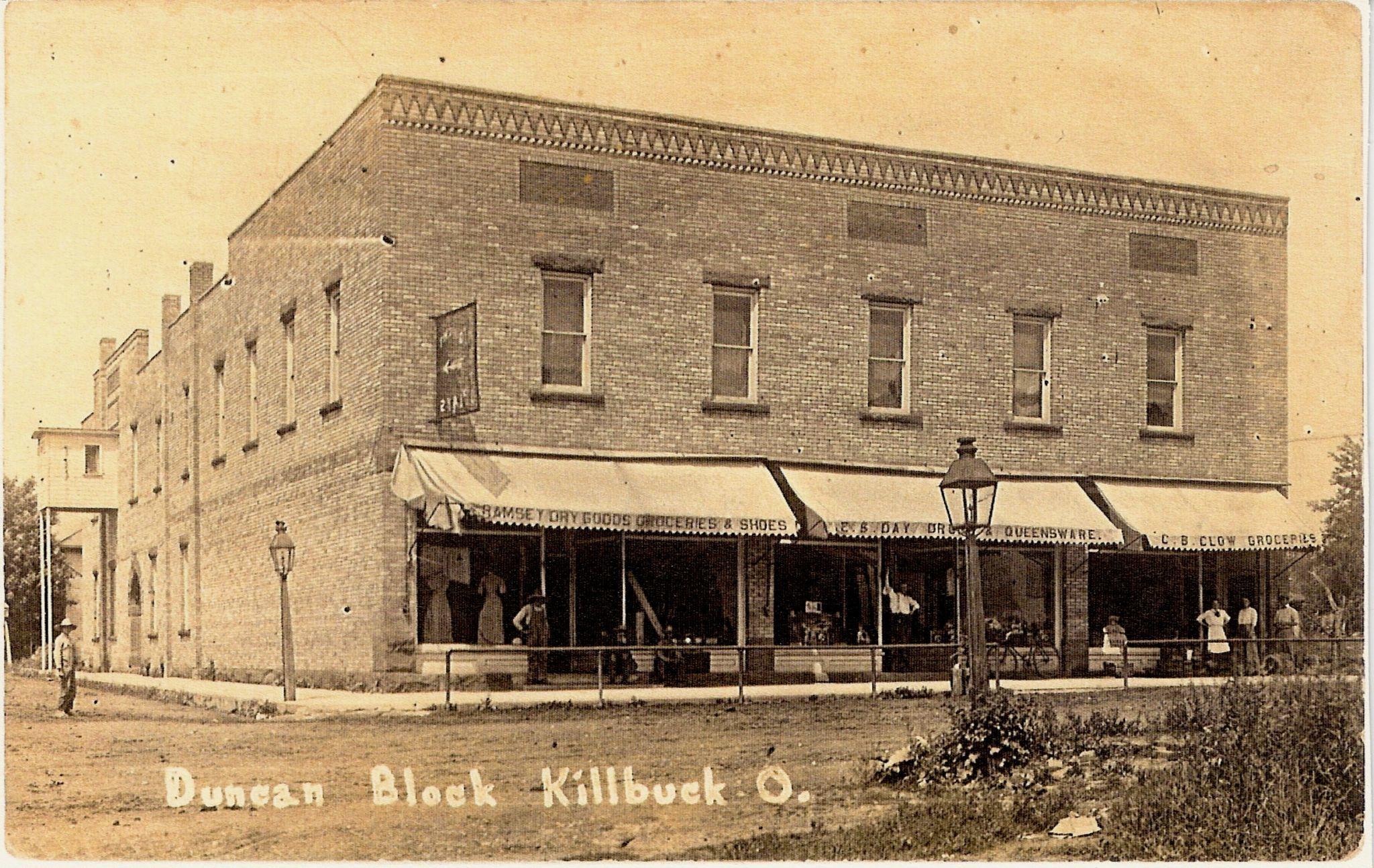 OUR TOWN SERIES - KILLBUCK, OHIO