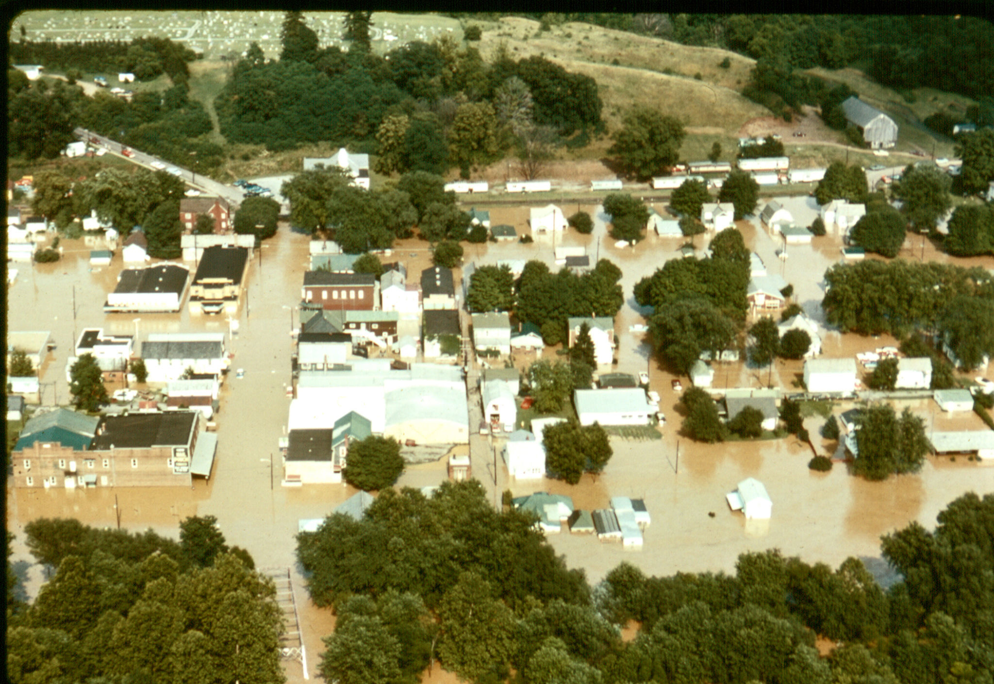 50th Anniversary 1969 Flood.