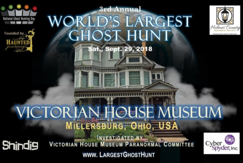 NATIONAL GHOST HUNT DAY-SEPT. 29