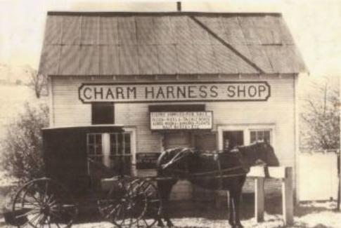 Our Town - Charm/Farmerstown