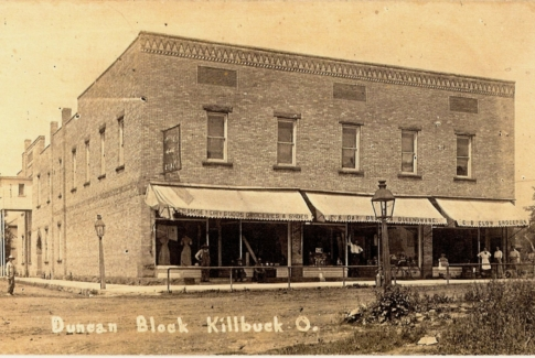 OUR TOWN SERIES - KILLBUCK, OHIO
