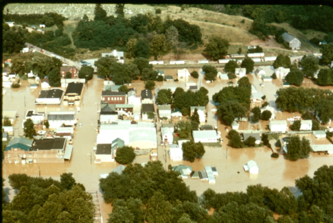 50th Anniversary 1969 Flood.