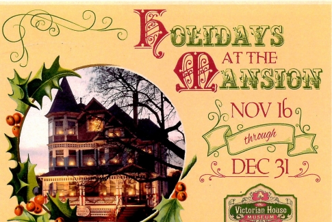 HOLIDAYS AT THE MANSION 2019