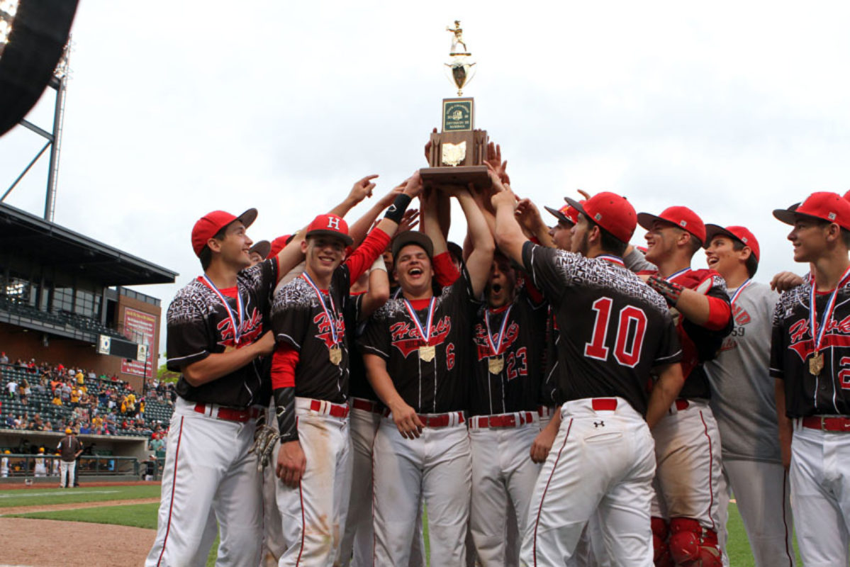 Hawks win Div. III state championship with 7-1 win over Waynedale