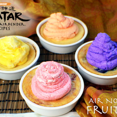 Air Nomad Fruit Pies | Avatar: The Last Airbender Recipes
