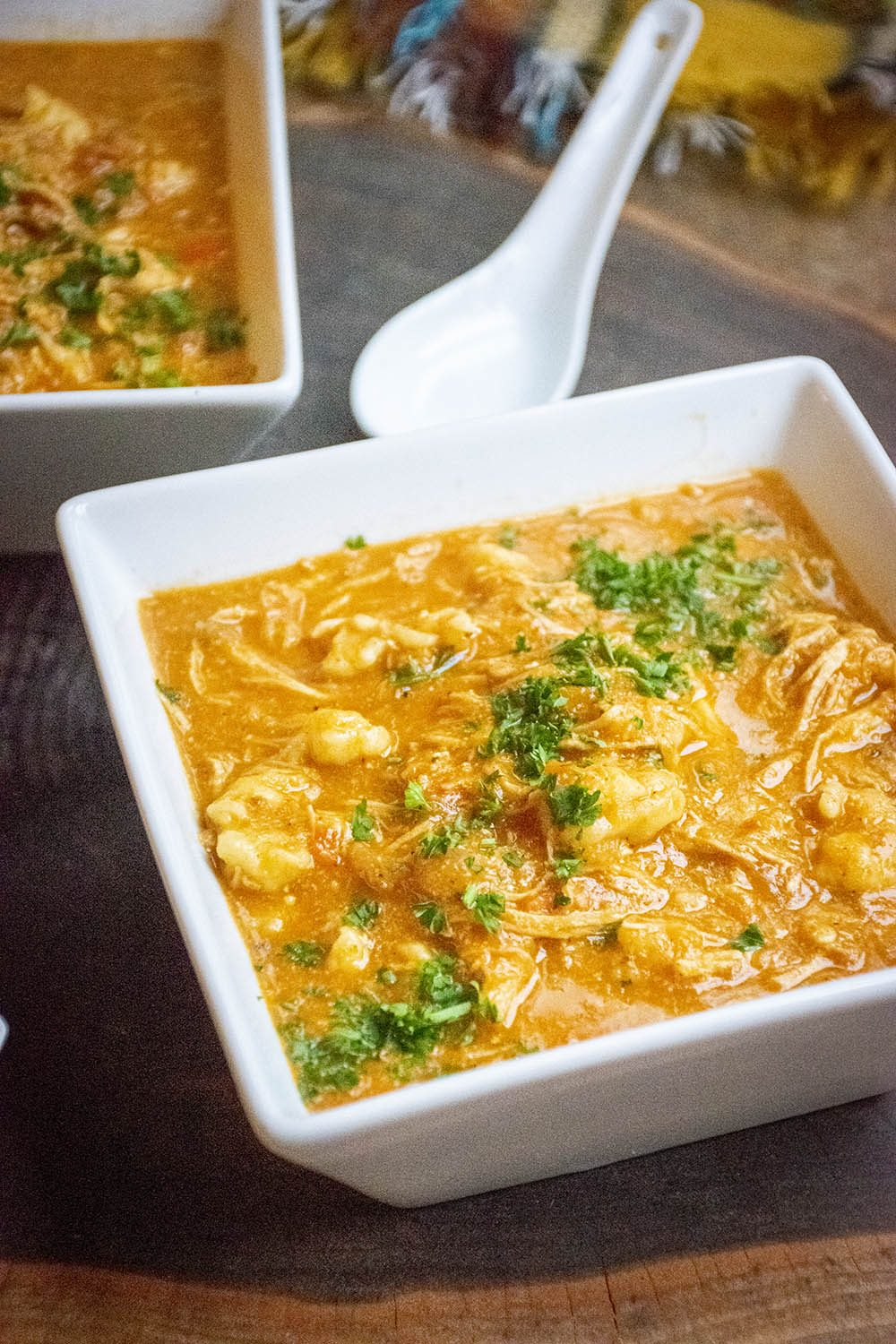 best chicken paprikash soup