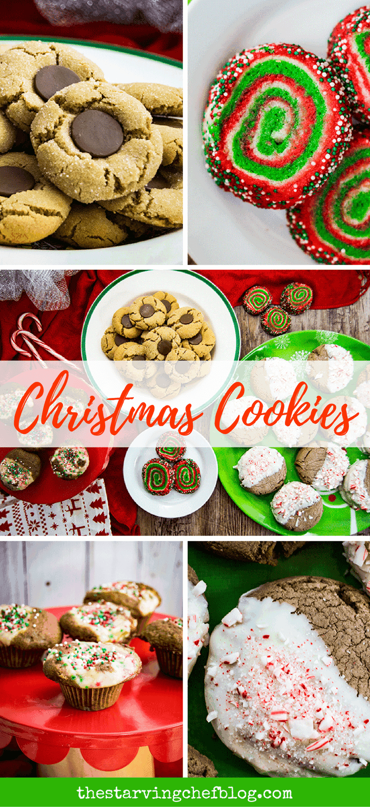 Last Minute Christmas Cookies for Santa Claus | The Starving Chef Blog