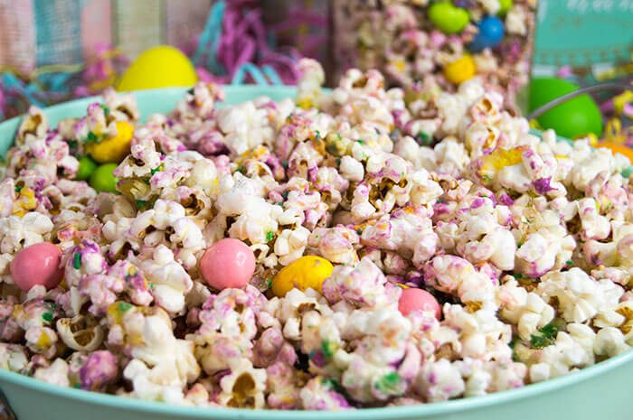 Easter Bunny Munch | The Starving Chef Blog