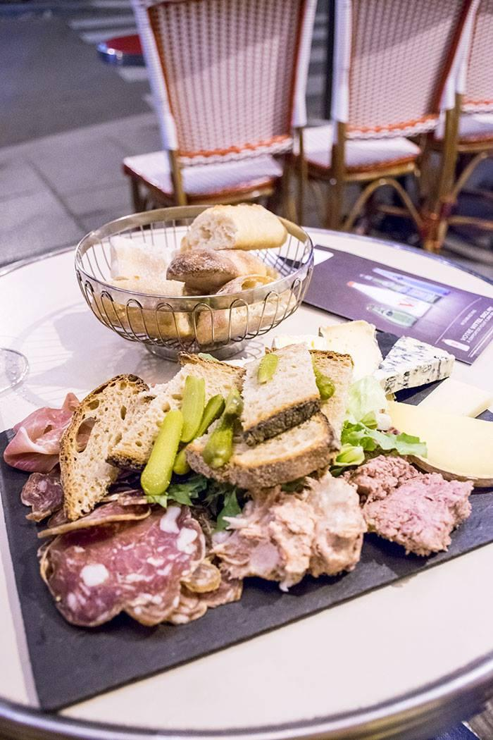 charcuterie in paris