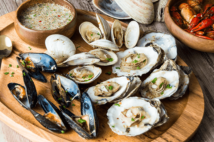 Oysters, Clams & Cockles | Game of Thrones Recipes | The ...