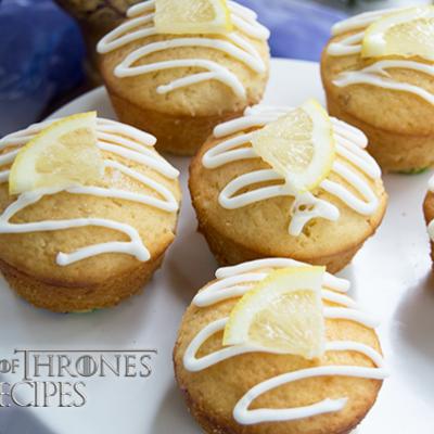 Lemon Cakes Sansa Recipe