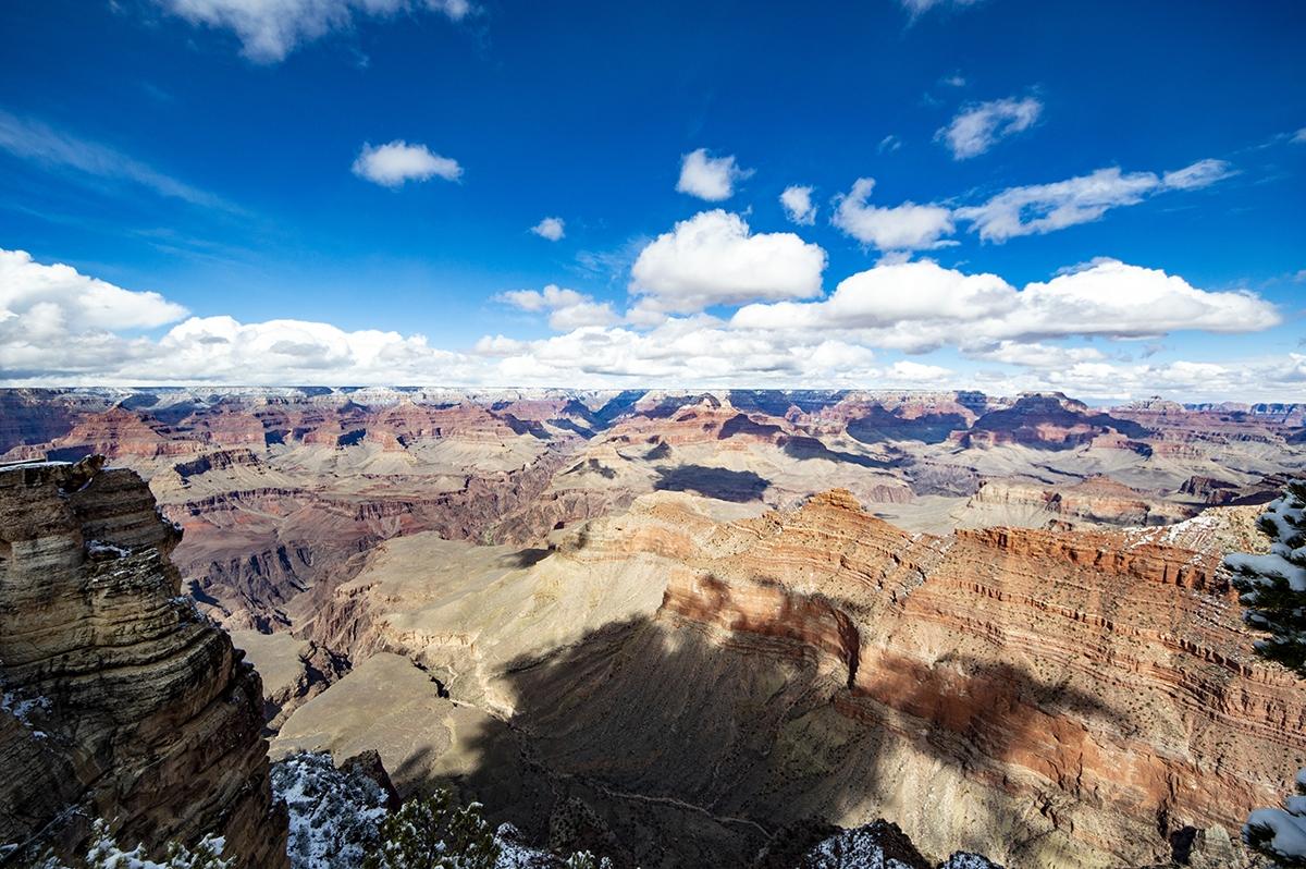 grand canyon arizone southern rim