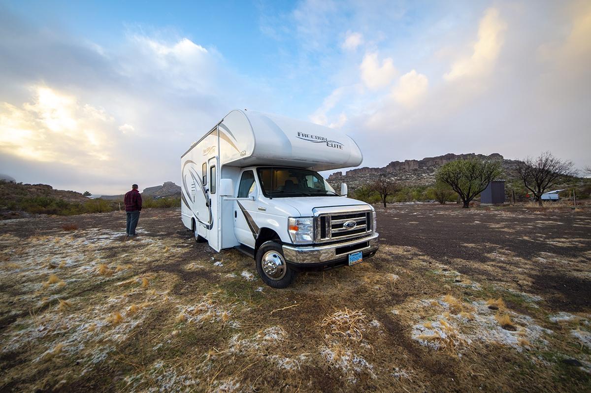 kingman arizona rv camping