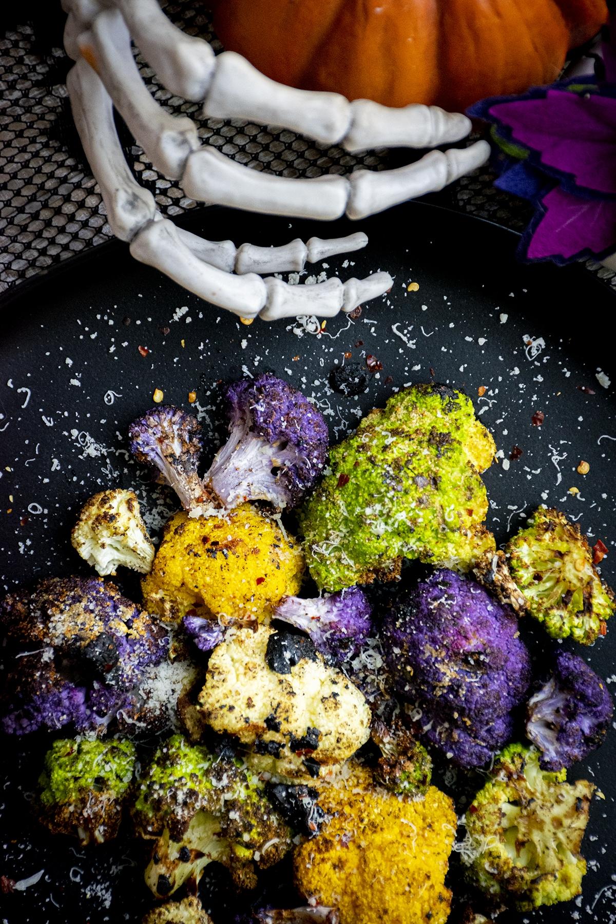 cobwebbed cauliflower