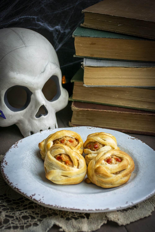mummy meatball recipe