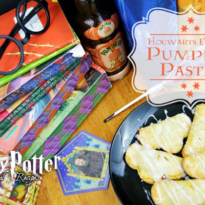 Pumpkin Pasties Hogwart S Express Harry Potter Recipes