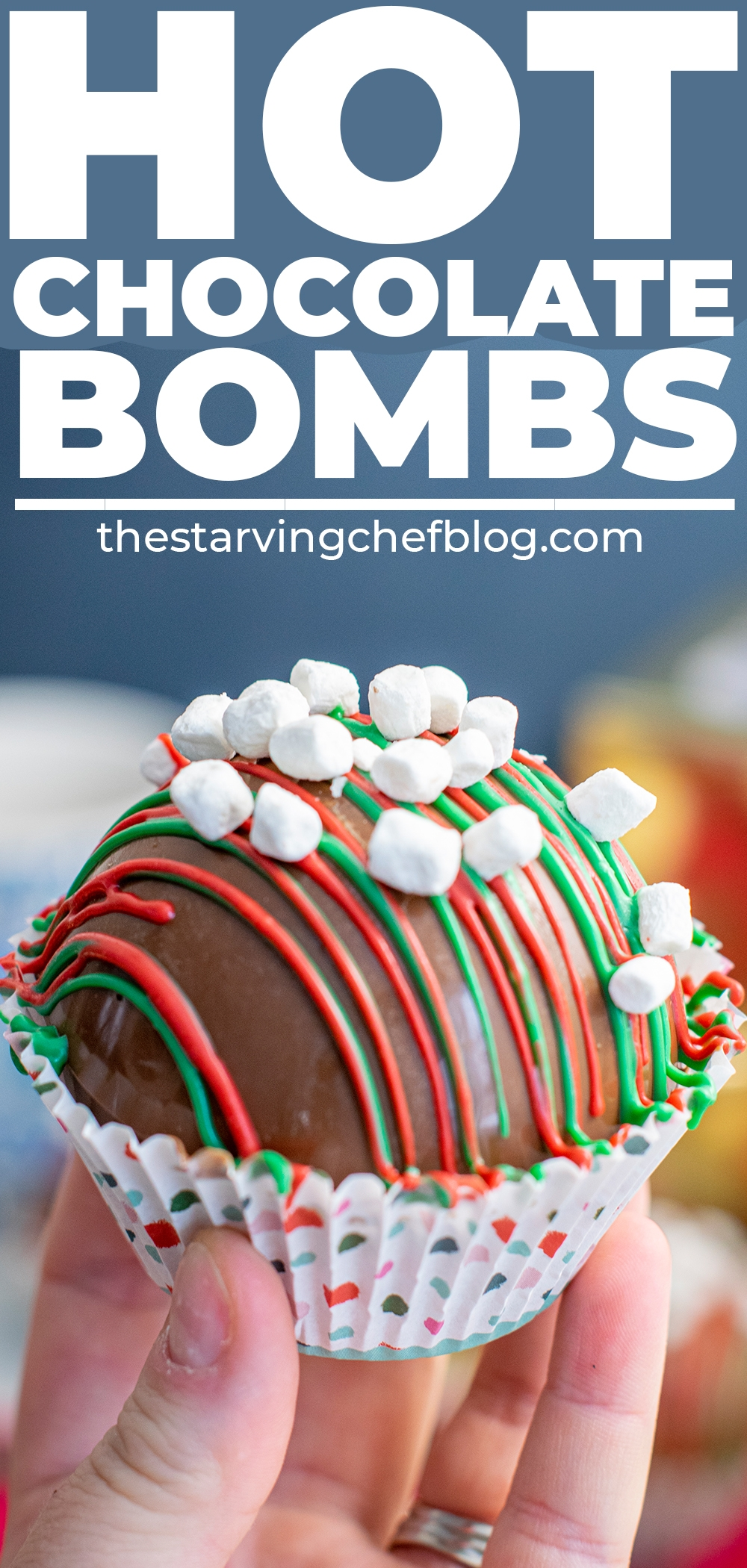 hot chocolate bombs at home