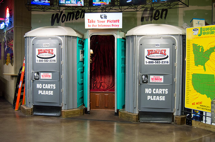 Jungle jim39s adventure the starving chef blog for Jungle jims bathrooms